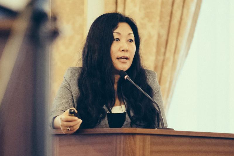 Dr. Wang, President MedChine